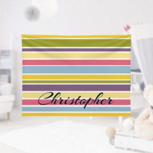 Bold-Stripes-Kids-Name-Blanket