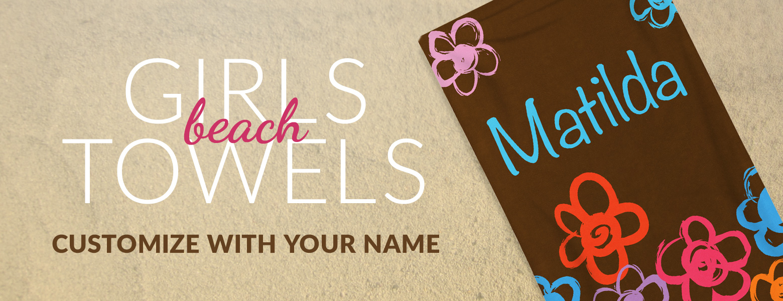 category-beach-towels-girls-name