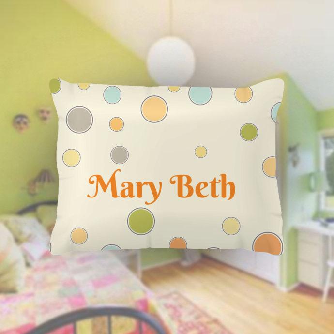 Pastel-Circles-Kids-Name-Pillowcase
