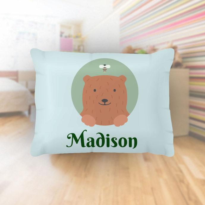 Peek-A-Boo-Bear-Kids-Name-Pillowcase