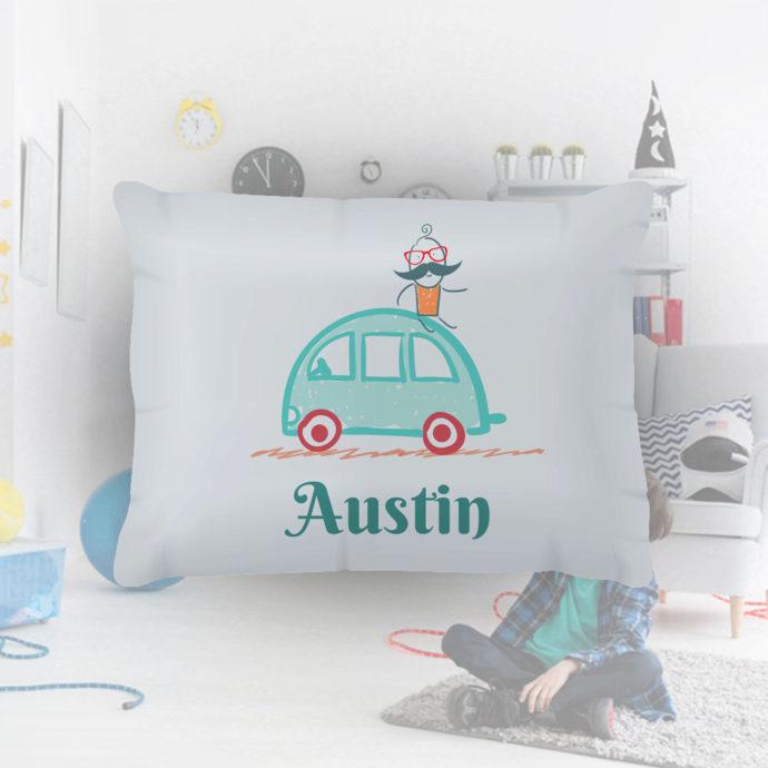 Race-Driver-Kids-Name-Pillowcase